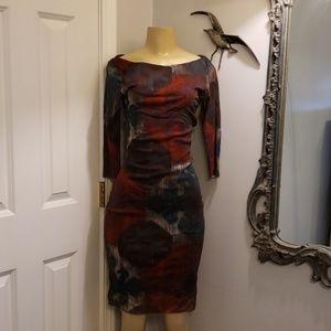 Weston Wear Sheer Dress